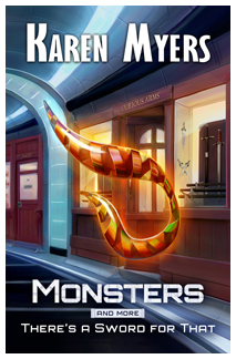 Monsters, And More-Full Front Cover - Widget