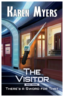 The Visitor, And More-Full Front Cover - Widget