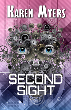 Second Sight - Front Cover - 297x459