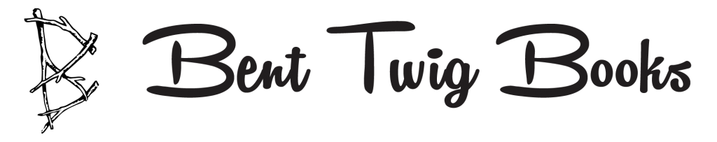 Logo for imprint Bent Twig Books